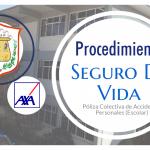 PROCEDIMIENTO DEL SEGURO DE VIDA
