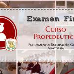 Examen Final Fundamentos de Enfermería General